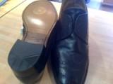 leather soles & heels